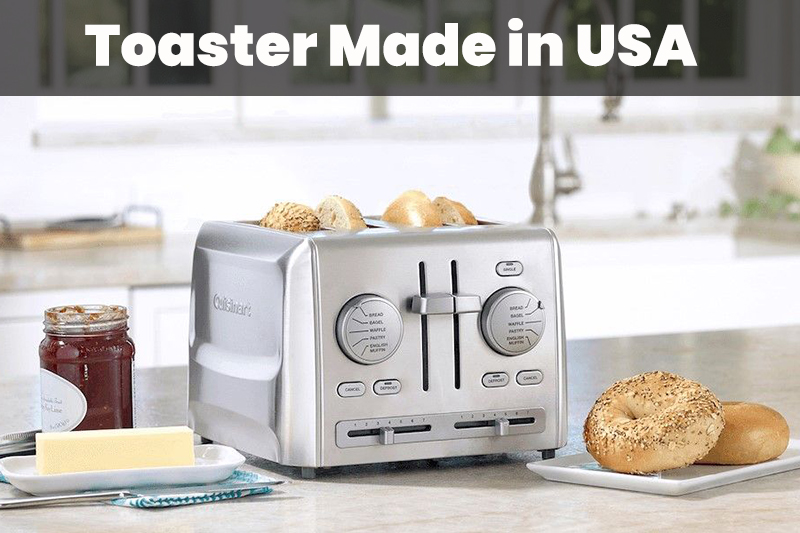 Toaster Made in USA