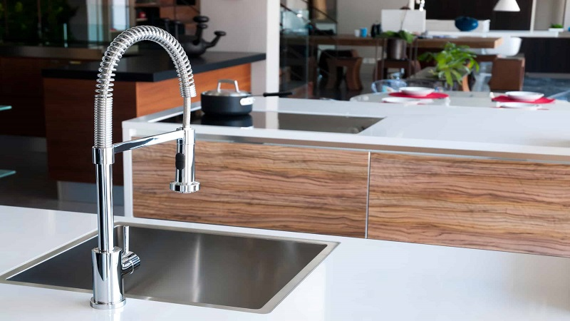 What Is A Pre-Rinse Kitchen Faucet? - 8 Amazing Tips To Choose