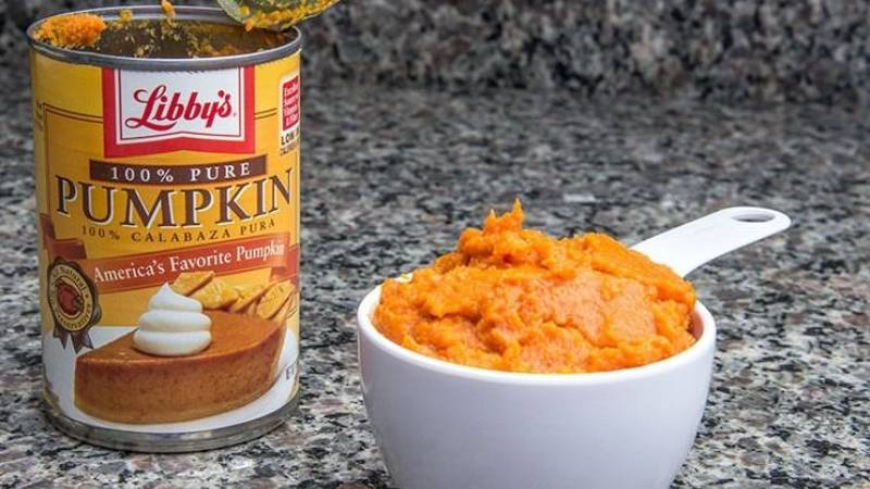 How Long Does Canned Pumpkin Last In The Fridge ?