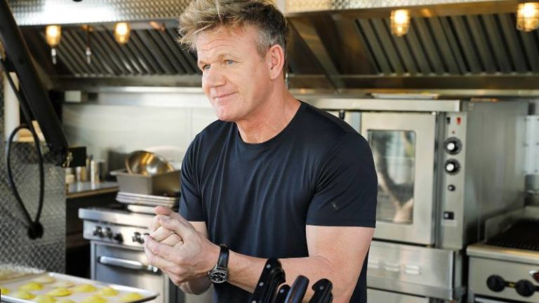 what pots and pans does gordon ramsay use