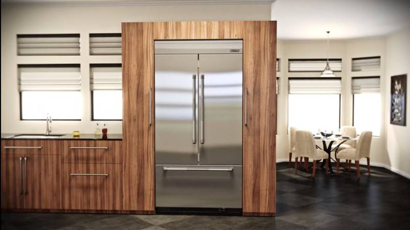 Why Are Built In Refrigerators So Expensive ?