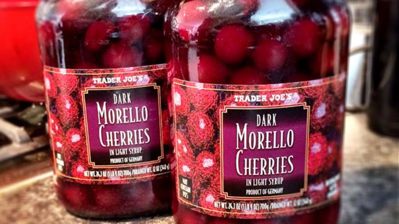 Best Ideas For Using Dark Morello Cherries In Light Syrup